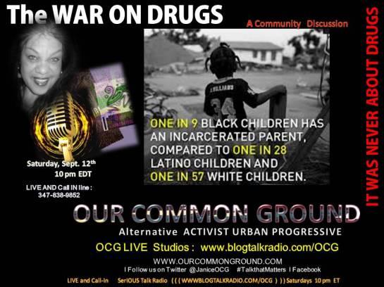 09-12-15 War on Drugs