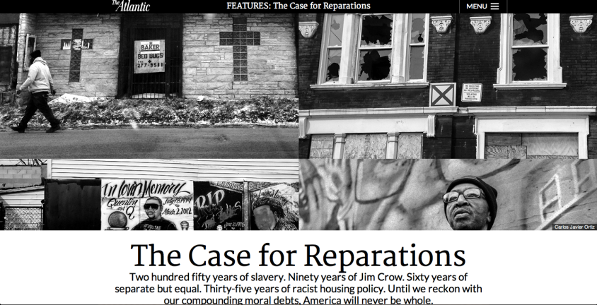 case for reparations