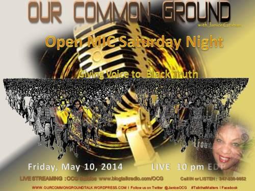 05-10 2 Open Mic