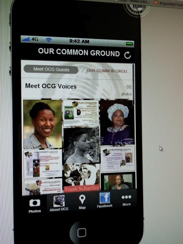 OCG app