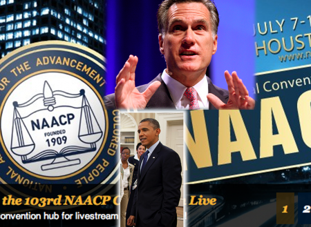"NAACP: Romney Played to Base, Did Obama Fear Being ""Too Black?""Political News and Opinion from a Multicultural Point of View 