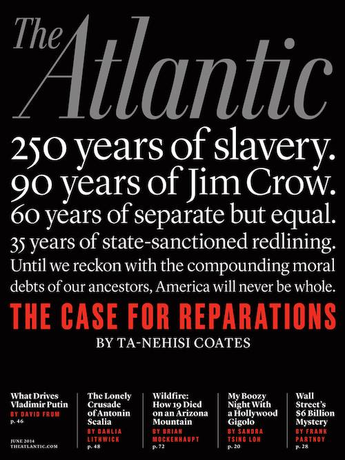 Atlantic Reparations