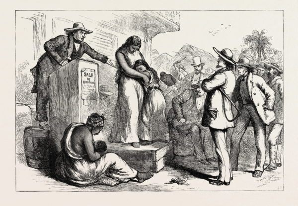 A Slave Auction