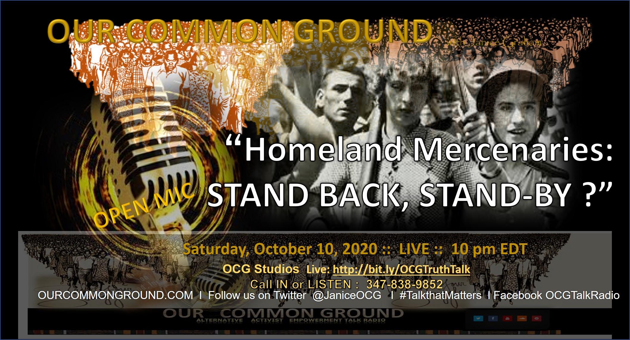 Mercenaries banner 10-10-20