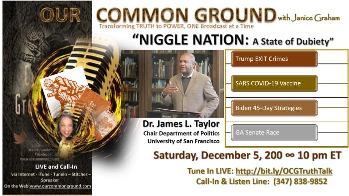 12-5-20 Niggle Nation