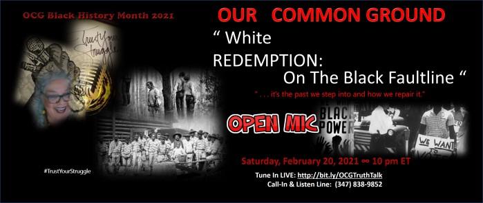 2-20-21 Banner White Redemption